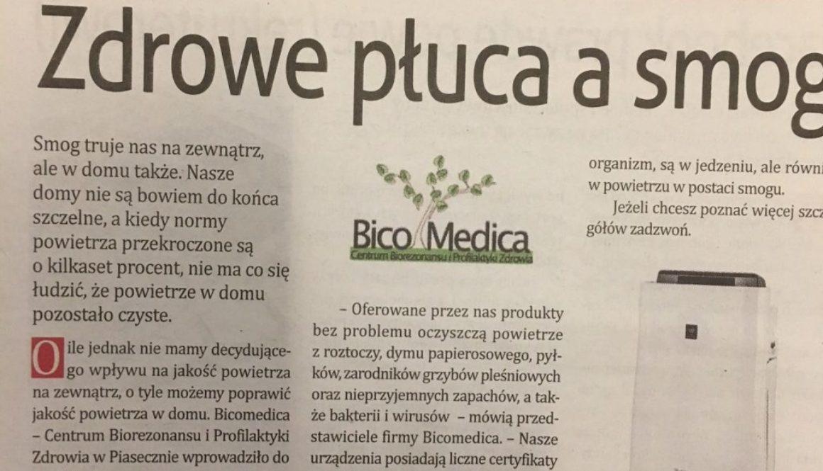 Biorezonans Warszawa